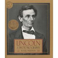 Lincoln 林肯:一部传记画册 1988年纽伯瑞金奖 9780395518489