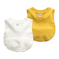 宝宝衣服0个月季背心新生儿春装马夹婴儿马甲外套季新年