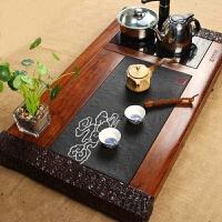 尚帝 高档檀香木乌金石配电磁炉茶盘 自动加水 功夫茶盘茶具2014WPCP6K4A