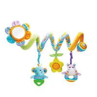 伊诗比蒂 婴儿童宝宝益智玩具 丛林绕床圈圈 BT-3270