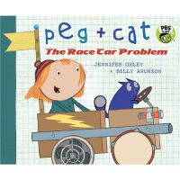 Peg+Cat: The Race Car Problem