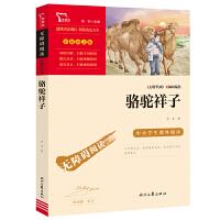 骆驼祥子 七年级下册推荐阅读(中小学生课外阅读指导丛书) 无障碍阅读 彩插励志版 300000多名读者热评!