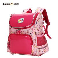 卡拉羊儿童书包背包幼儿园小书包3-4-5-6岁宝宝卡通双肩背包书包
