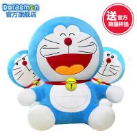 哆啦A梦公仔玩偶蓝胖子叮当猫毛绒玩具抱枕娃娃儿童生日礼物女生