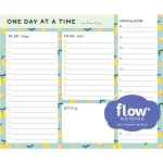 One Day at a Time Daily List Pad (Flow)