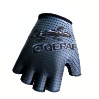硅胶半指骑行运动手套 加厚防震 骑行装备山地车手套