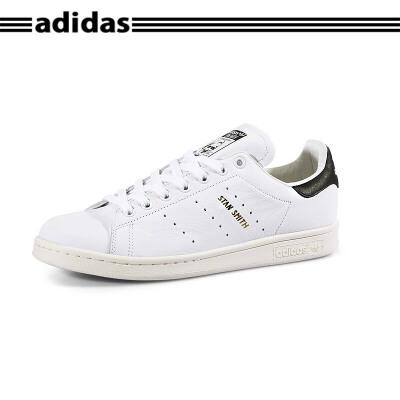 阿迪达斯Adidas 三叶草史密斯男女休闲板鞋运动鞋 S75076*赔十