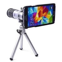 ikodoo爱酷多 适合三星S6 Edge 系列 G9250 5.1英寸 智能手机望远镜头 12倍固定变焦手机镜头 全
