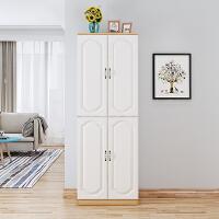 鞋柜实木简易经济型省空间家用组装大容量门口鞋柜简约现代门厅柜 组装
