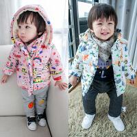 2016韩版婴幼童棉衣棉袄 03岁小童宝宝棉衣 婴儿棉衣