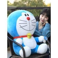 哆啦a梦公仔叮当猫玩偶机器猫抱枕蓝胖子毛绒玩具送女生生日礼物