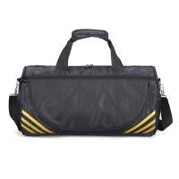 茉蒂菲莉 旅行包 瑜伽包单肩圆筒跆拳道背包旅行包健身包大容量舒适实用