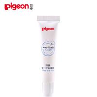 贝亲Pigeon婴儿护唇�ㄠ�8克 宝宝滋润防干裂唇膏 儿童保湿护唇霜唇油IA158