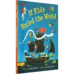 英文原版 If Kids Ruled the World 儿童精装绘本图画书