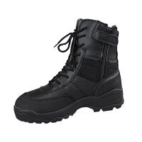 黑鹰轻突击靴美军军靴战靴夏季防滑耐磨战术靴轻便511作战靴沙漠靴