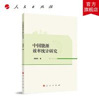 中国能源效率统计研究 人民出版社