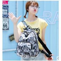 迷你双肩包女韩版潮流多功能新款小包包休闲学院学生书包