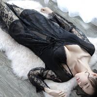 性感蕾丝情趣内衣服骚透视装女性用品激情套装睡裙开档制服小胸