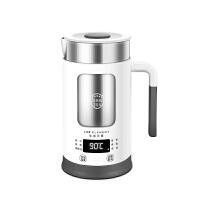 生活元素I33不锈钢电热杯养生小炖杯花茶煮茶壶加热水杯全自动迷你型