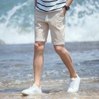 休闲短裤男五分裤修身夏天中裤男士夏季5分裤韩版潮流沙滩裤
