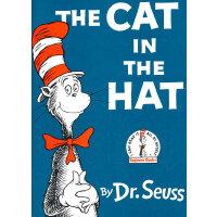 The Cat in the Hat BOOK & CD 苏斯博士:帽子里的猫(附CD)9780375834929
