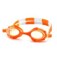 儿童硅胶泳镜防水雾泳镜女童男童可调节游泳装备可爱泳镜