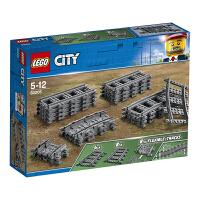 【当当自营】LEGO乐高积木城市组City系列60205 5-12岁轨道与弯道