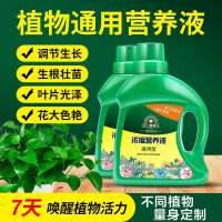 植物营养液通用型花草盆栽家用水培花卉养花绿萝肥料室内绿植花肥