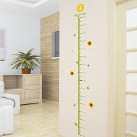 儿童房间卧室宝宝量身高尺卡通墙贴可移除幼儿园墙面装饰简约现代