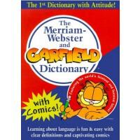 M-W and Garfield Dictionary 韦氏加菲猫字典(卡通配图、适合各年龄段) ISBN 97808