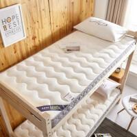 针织棉床垫棕垫椰棕偏硬席梦思米床学生宿舍薄折叠床垫