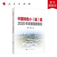 中国特色小(城)镇2020年发展指数报告 人民出版社