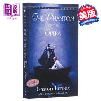 预售【中商原版】歌剧魅影 英文原版小说 英文版 The Phantom of the Opera加斯通勒 英文原版书