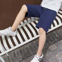 【2件3折价:29.7】儿童短裤夏季薄款宝宝2021夏装童装五分裤子男童中裤儿童外穿短裤子潮