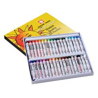 SAKURA樱花油画棒12 16 25 36 50色炫彩棒绘画彩色蜡笔