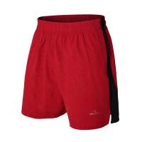 运动短裤男跑步短裤夏季速干透气健身训练马拉松短裤男防走光内衬三分裤