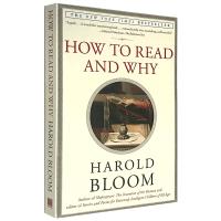 正版 How to Read and Why 如何读为什么读 英文原版 英美文学导读 进口英语书籍 全英文版