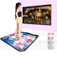 单人跳舞毯体感游戏机 跳舞机 高清无线加厚电视电脑两用