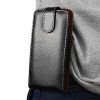 20180627052053264真牛皮手机腰包穿挂皮带4.7寸5寸5.5寸6寸通用手机壳竖款男士老人