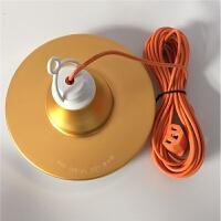 电瓶车专用LED灯泡夹子插头电动12V60V85V摆地摊照明节能夜市球泡