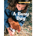 NGL美国国家地理学习Read on Your Own独立阅读系列 Grade 1 A Busy Day 忙碌的一天