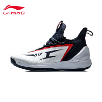 李宁篮球鞋男鞋2020新款支撑鞋子男士中帮运动鞋ABCQ007