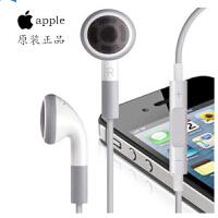 正品apple苹果耳机原装iphone4 4S手机耳ipad234mini1线控耳麦入 {原封盒装}15天无理由退换