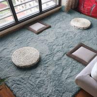 厚羊羔绒地垫床前满铺客厅茶几小地毯榻榻米飘窗定制卧室床边毯