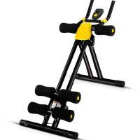 家用健腹器立式收腹机瘦腰腹部运动懒人健身器材腹肌训练器收腹器