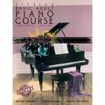 【预订】Alfred's Basic Adult Piano Course Lesson Book, Bk 1: Bo