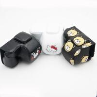 可爱卡通 索尼微单相机包相机套皮套保护套NEX5T NEX5R 16-50