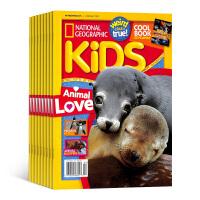 美国国家地理儿童版杂志 英文原版 National Geographic Kids2019年11月起订杂志订阅 共10期 儿童地理 趣味认知 少儿科普 杂志铺