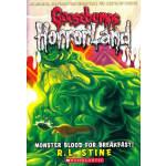 Monster Blood for Breakfast! (Goosebumps Horrorland #03)鸡皮疙瘩-惊恐乐园3-一罐魔血