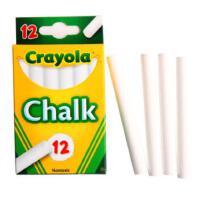 Crayola绘儿乐 儿童画笔粉笔宝宝黑板绘画粉笔